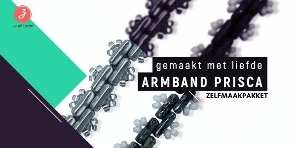 Nieuw pakket - Armband Prisca (Puca)