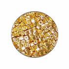 Miyuki Square - SB18 1052 - Galv. Yellow Gold