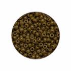 Rocailles Miyuki 15/0 - Dyed Opaque Latte N°1461L- 10gr