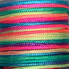 Polyster koord per m - Multi color - Polyester - 1.5mm