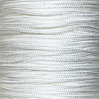 Polyster koord per m - Wit - Polyester - 1.5mm