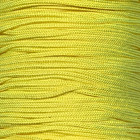 Polyster koord per m - Licht geel - Polyester - 1.5mm