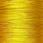 Polyster koord per m - Limoen  - Polyester - 1.5mm
