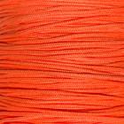 Polyster koord per m - Neon oranje - Polyester - 1.5mm