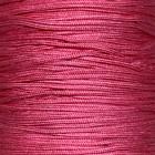 Polyster koord per m - Roze - Polyester - 1.5mm