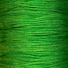 Polyster koord per m - Donker groen - Polyester - 1.5mm