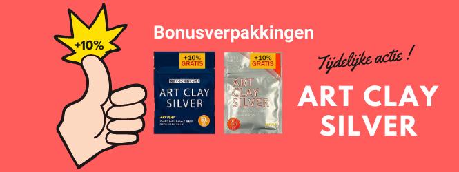 Art Clay SIlver promotie