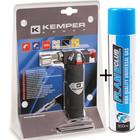 Kemper - Navulbare gasbrander + Gasvulling