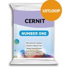 Cernit NO1 Lila (90-931) - 56 gram (UITLOOP)