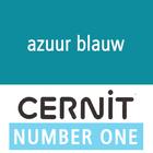 Cernit NO1 Azuur blauw (90-230)  - 56 gram