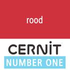 Cernit NO1 Rood (90-400) - 56 gram