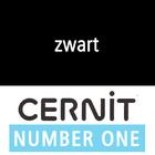 Cernit NO1 Zwart (90-100) - 56 gram