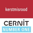 Cernit NO1 Kerstmisrood (90-463) - 56 gram