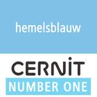 Cernit NO1 Hemelsblauw (90-214) - 56 gram