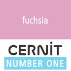 Cernit NO1 Fuchsia (90-922) - 56 gram