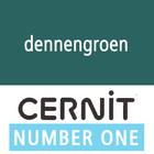 Cernit NO1 Dennegroen (90-662) - 56 gram