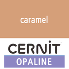 Cernit NO1 Caramel (90-807) - 56 gram (UITLOOP)