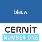 Cernit NO1 Blauw (90-200) - 56 gram