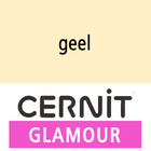 Cernit GL Geel (91-700) - 56 gram
