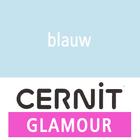 Cernit GL Blauw (91-200) - 56 gram