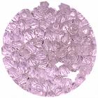 Facetkraal - Roze transparant - Glas j61 - 4mm