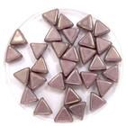 Khéops® par Puca® - Opaque mix violet/gold - 6mm