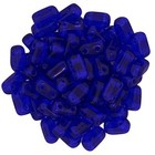 Bricks - 3/6mm - Cobalt