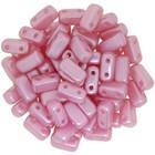 Bricks - 3/6mm - Pearl Coat - Flamingo