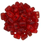 Bricks - 3/6mm - Siam Ruby