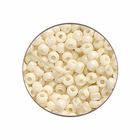 Rocailles Miyuki 11/0 - Crème Opaque  (N°491)- 15gr