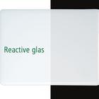 Bullseye - Reactive Cloud Opal - Coe 90 - 12.5x14.5cm