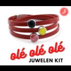 Ole Ole - Armband - 3 Steentjes