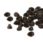 Pinch Beads - 5mm - Pastel Dark Brown