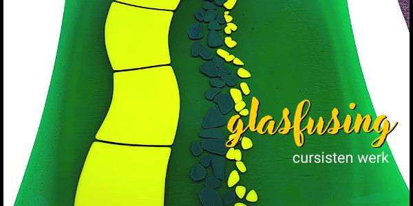 Realised: Glasfusing vrij werk (09/2021)
