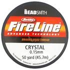 Fireline - 50yards - Crystal - 0.15mm