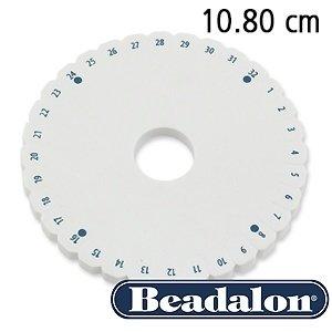 Beadalon Kumihimo ronde schijf - 10.8 cm