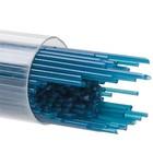 Stringer - 1mm - steel blue opal