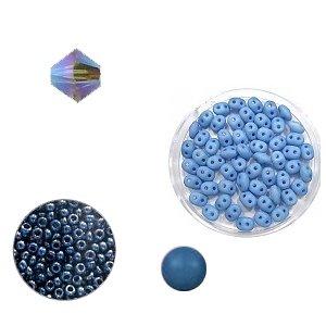 Crea-pakket - Armband Genesys - Lichtblauw