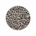 Rocailles Miyuki 15/0 - Grijs Fumé Opaque Lustré - N°1862 - 15gr