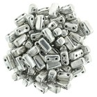 Bricks - 3/6mm - Silver