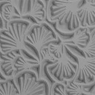 "Reliëfplaat ""Ginko leaves"" - 5x10cm"