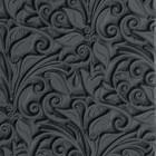 """Reliefplaat """"Leaves & tendrils"""" - 12x7cm"""