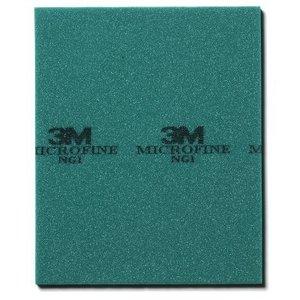 Art Clay Silver Schuurpad groen 1200-1500 (fijn/microfine)