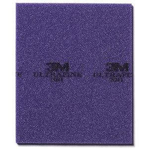 Art Clay Silver Schuurpad paars 800-1000 (medium/ultrafine)
