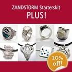 """Zandstorm starter kit """"Plus!"""""""