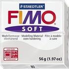 FIMO Fimo soft 80 - Dolfijn grijs - 56 gram