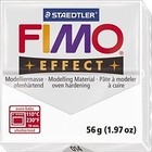 FIMO Fimo effect 14 - Transparant wit - 56 gram
