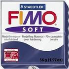 FIMO Fimo soft 35 - Windsor blauw - 56 gram