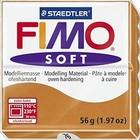 FIMO Fimo soft 76 - Cognac - 56 gram