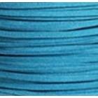Daim koord - 3mm - turquoise